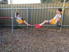 FUNKY MONKEY BARS AUSTRALIA Toddler Swing Review