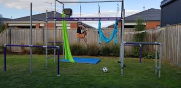 FUNKY MONKEY BARS AUSTRALIA The Aerial Tamarin Review