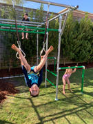FUNKY MONKEY BARS AUSTRALIA THE SPIDER MONKEY Review