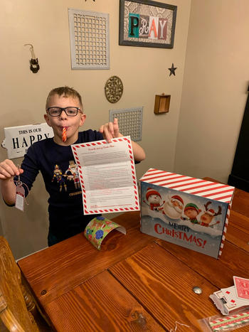 The Kringle Krate Christmas Eve Box - The Kringle Krate Review
