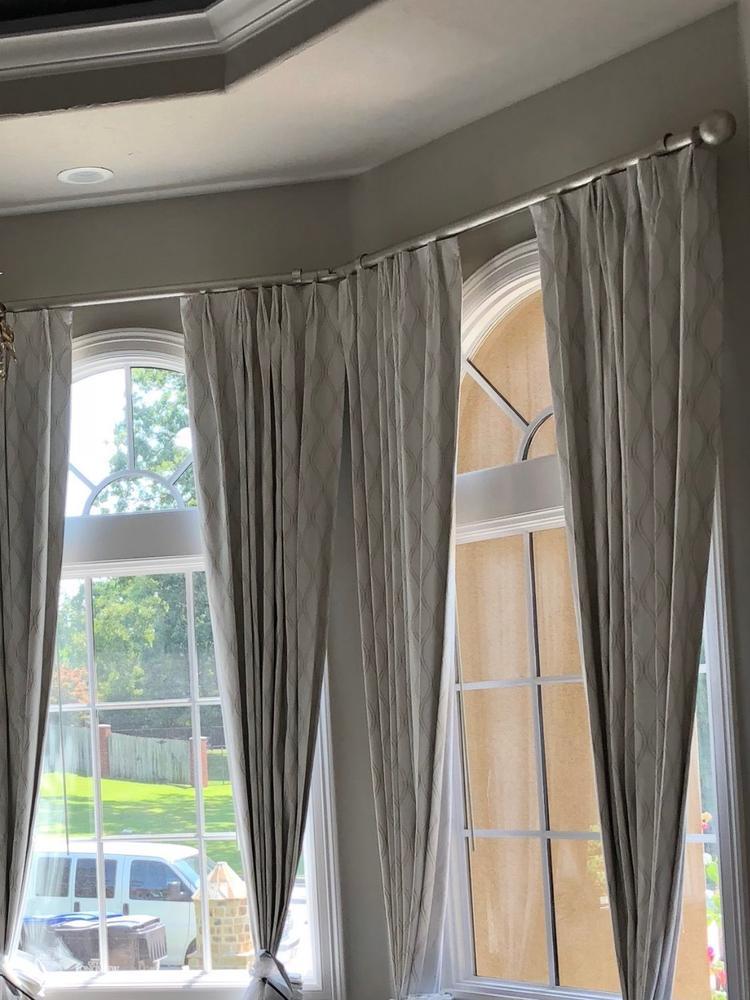 Kirsch Baton For Traverse Curtain Rod