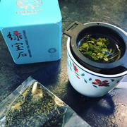ESSENCESIP Tea Co Green Gem (Ziran) - Premium Green Tea Review
