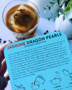 ESSENCESIP Tea Co Jasmine Dragon Pearls - Premium Jasmine Green Tea Review