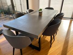 Nordik Living Bergen Dining Table 1.8m Review