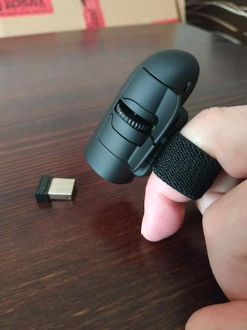 SNAPPYFINDS - Clever Gadget™ Finger Ring Wireless Mouse Review