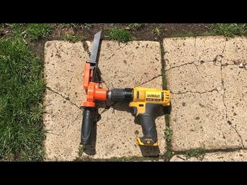 SNAPPYFINDS - Multi-Force™ Electric Drill Reciprocating Saw Review