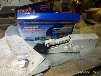 SNAPPYFINDS - Sew N Stich™  Cordless Mini Portable Sewing Machines Review
