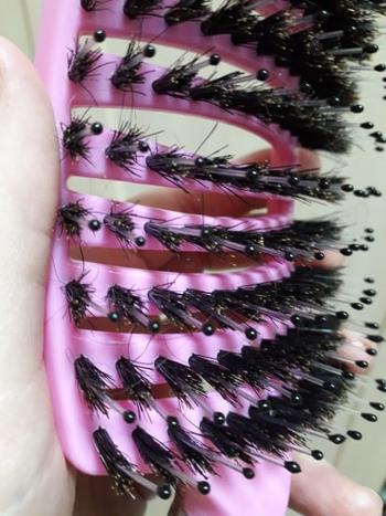 SNAPPYFINDS - Glide Thru Detangler Hair Comb Review