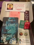Tuma's Books And Things AUG. BOTM : The Silence of Bones by June Hur - Historical Mystery Review