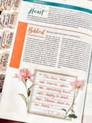Bibles and Coffee Peony Pink Journaling Sticker Pack (20ct) Review
