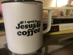Bibles and Coffee Jesus & Coffee Travel Mug Review