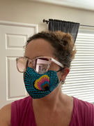 Candace Cort Designs  Tropics Face Cover Review
