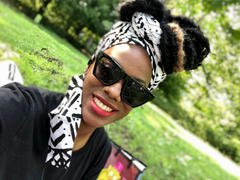 Candace Cort Designs  Old School Cool Headwrap Set Review