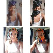 Candace Cort Designs  Kente Kente Turban Headband Set Review