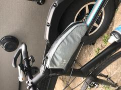 CampfireCycling.com Apidura Top Tube Pack Review