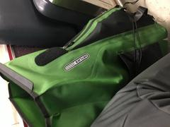 CampfireCycling.com Ortlieb Vario Commuter Backpack Pannier Review