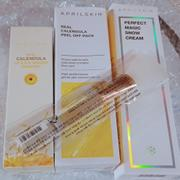 aprilskin.com.sg Real Calendula Peel Off Pack+Jelly Brush Review