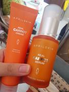 aprilskin.com.sg Real Carrotene Blemish Clear 2-Step SET Review