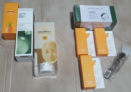 aprilskin.com.sg Real Calendula Full Line (Free gifts+Free shipping) Review
