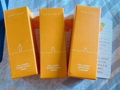 aprilskin.com.sg Real Carrot Foam Cleanser MINI Review