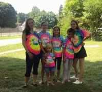 sunshinesisters Be Kind Tie Dye Tee - Blue Jerry Review