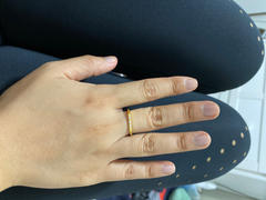 Katie Dean Jewelry Three Gem Ring Review