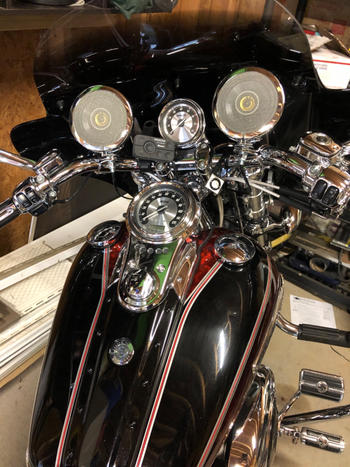 Steel Horse Audio ST400 Cruiser Motorcycle Speaker System Review