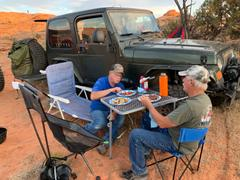 TailGater Tire Table Aluminum Tailgater Tire Table Review
