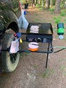 TailGater Tire Table The Original Steel Tire Table *BACK-ORDERED* Review