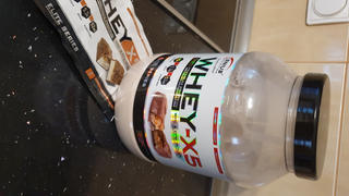 Genius Nutrition® WHEY-X5® 33g/1 serv Review
