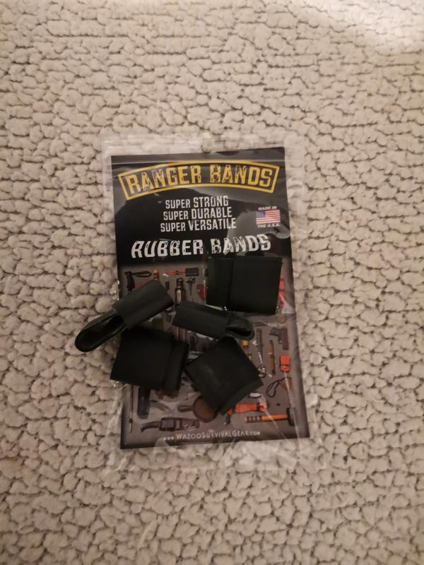 Ranger Bands Versatile Elastic Bands Created By Wazoo