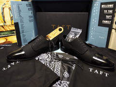 TAFT The Jack Shoe in Tux Review