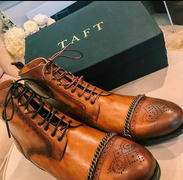 TAFT The Grail Boot in Coffee Review