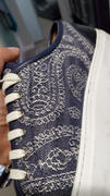 TAFT The Jack Sneaker in Blue Paisley Review