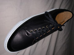 TAFT The Fifth Ave Sneaker in Black Review