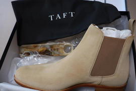 TAFT The Jude Boot in Tonal Review