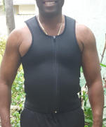 BODYGY Men's Zipper Neoprene Sauna Vest Review