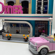Myhobbies LEGO® 10260 Creator Expert Downtown Diner Review