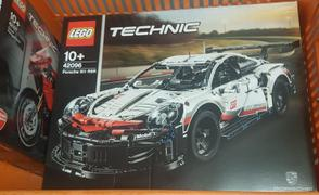 Myhobbies LEGO® 42096 Technic™ Porsche 911 RSR Review