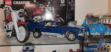 Myhobbies LEGO® 10265 Creator Expert Ford Mustang Review