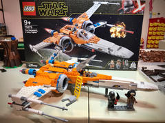 Myhobbies LEGO® 75273 Star Wars™ Poe Dameron's X-wing Fighter™ Review