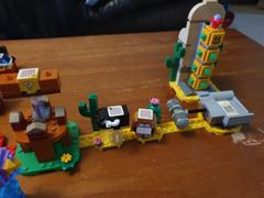 Myhobbies LEGO® 71363 Super Mario™ Desert Pokey Expansion Set Review