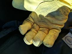 YourGloveSource.com Premium Deerskin Leather gloves with 3M® Thinsulate Insulation and Keystone Thumb 3200DTH Review