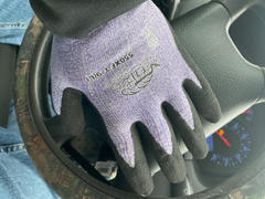 YourGloveSource.com Tsunami Grip® 550XFT Extreme Foam Nitrile Coated Work Glove Review