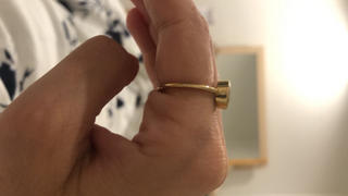 local eclectic Iolite Oval Bezel Set Ring Review