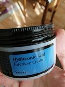 Korendy Cosrx - Hyaluronic Acid Intensive Cream 100ml Review