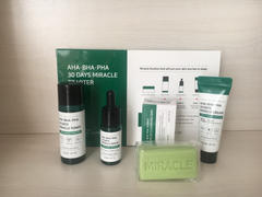 Korendy Some By Mi - AHA BHA PHA 30 Days Miracle Kit Review