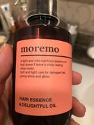 Korendy Moremo - Hair Essence, Delightful Oil 150ml (Adım 7) (%15 SKT indirimli) Review