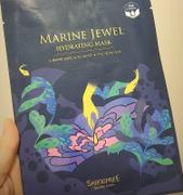 Korendy Shangpree - Marine Jewel Hydrating Mask 30ml Review