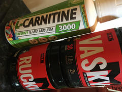 Tiger Fitness Nutrakey L-Carnitine 3000 Review